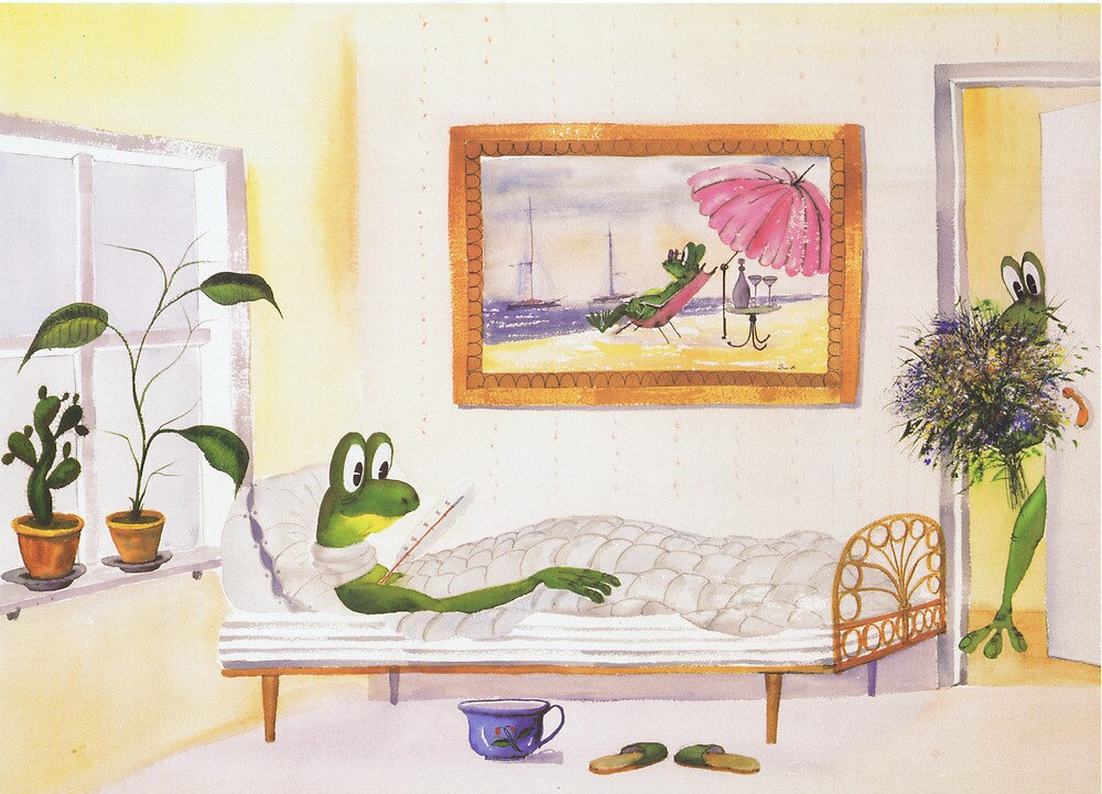 All about Frogs 12, The Girlfriend by SergejK