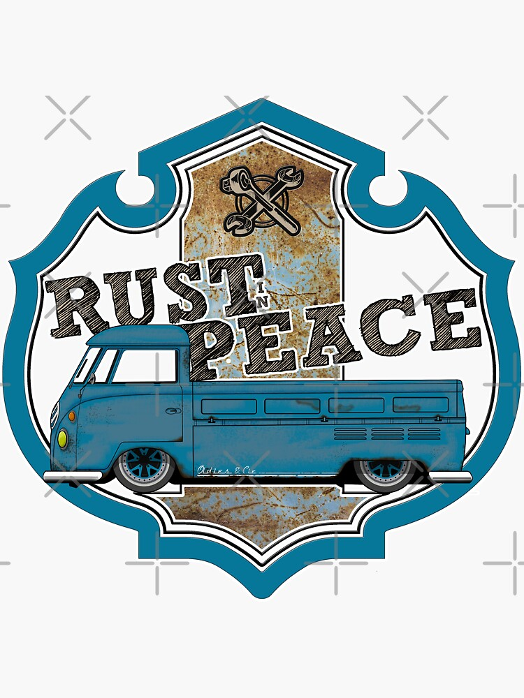 Combi type 23 rust aircooled by oldiescie