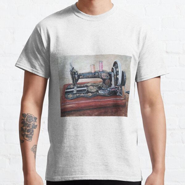 The machine V Classic T-Shirt