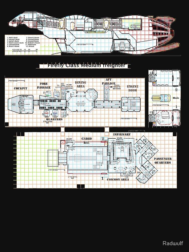 U0026quot Serenity Firefly Floorplan Schematics U0026quot  T