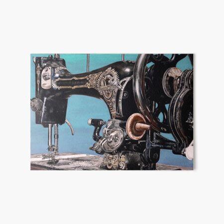The Machine VII Art Board Print
