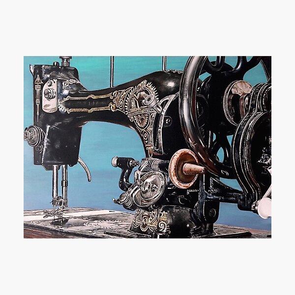 The Machine VII Photographic Print