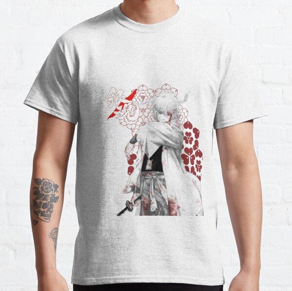 Gintoki's Bushido - Gintama Classic T-Shirt
