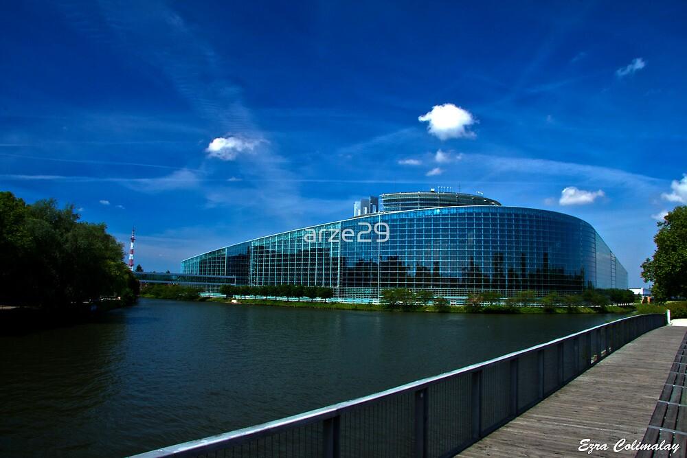 European Parliament by arze29