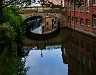 Fossgate Bridge in York by Yukondick