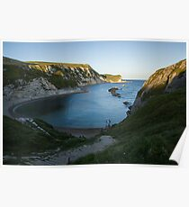 Man O War Bay Poster