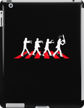 Zombies on Abbey Road (Version 03) by soulthrow