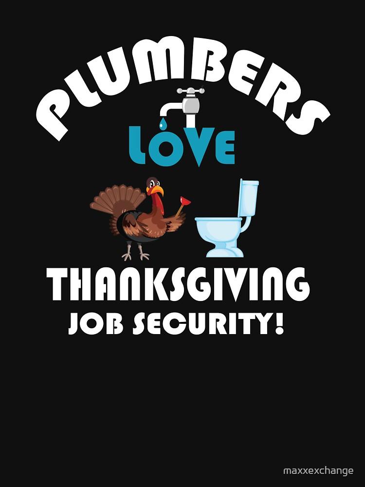 Thanksgiving Contractor Repairman Tradesman Home. by maxxexchange