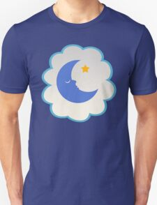 Bedtime Bear (high version) Unisex T-Shirt