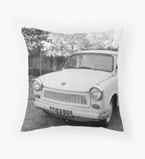 Trabant, Throw Pillow