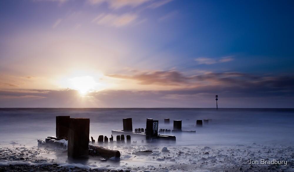 In Amongst the Mists by Jon Bradbury