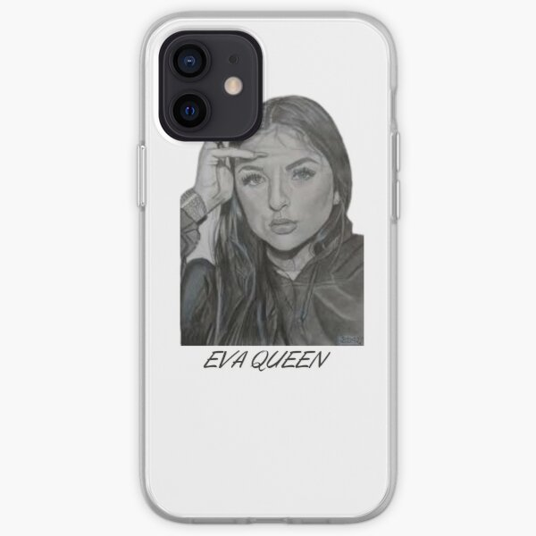 EVA QUEEN T-SHIRT Coque souple iPhone