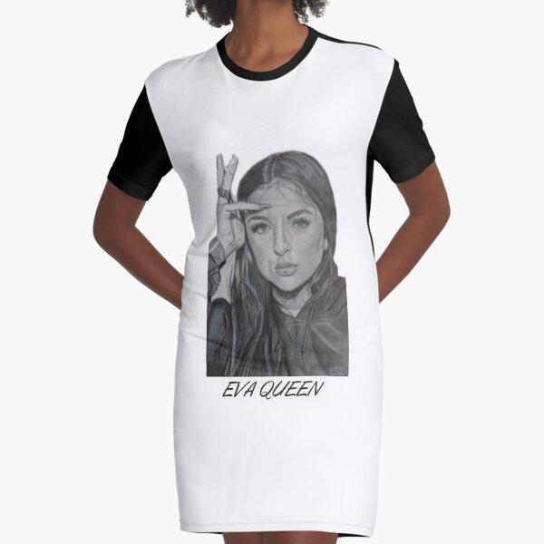 EVA QUEEN T-SHIRT Robe t-shirt