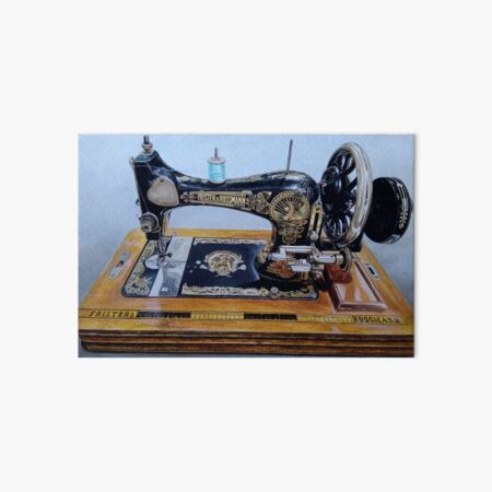 The Machine XII Art Board Print