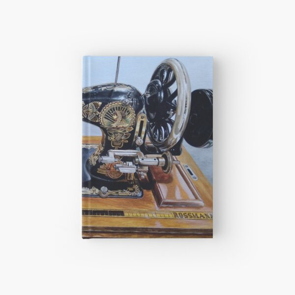 The Machine XII Hardcover Journal
