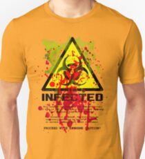 INFECTED and 28 Days Later T-Shirt