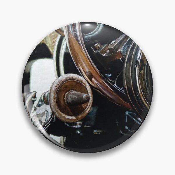 The Machine X Pin