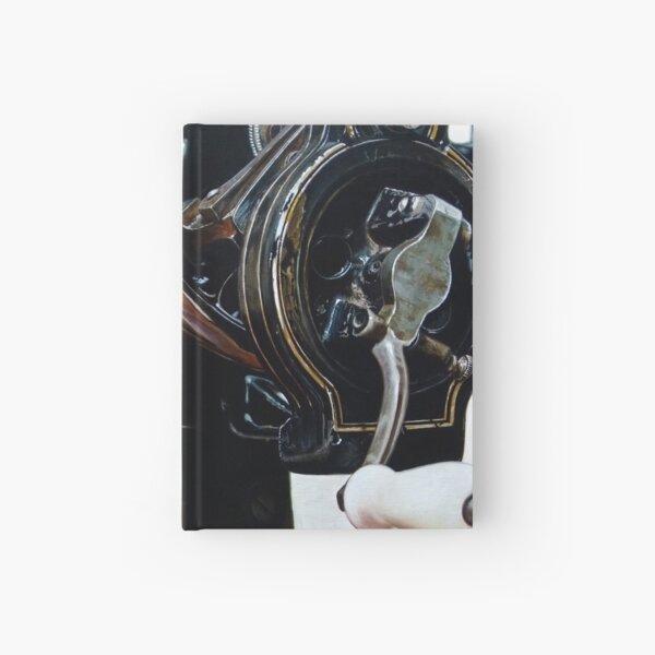 The Machine X Hardcover Journal