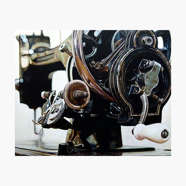 The Machine X Photographic Print