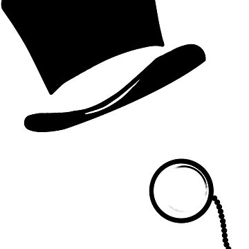 Mr. Monocle by BomTutton