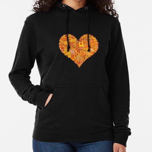 A Warm Heart Lightweight Hoodie