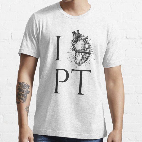 Diseño de fisioterapia para PT y PTA Camiseta esencial