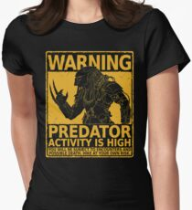 Hunting Season Women's Fitted T-Shirt