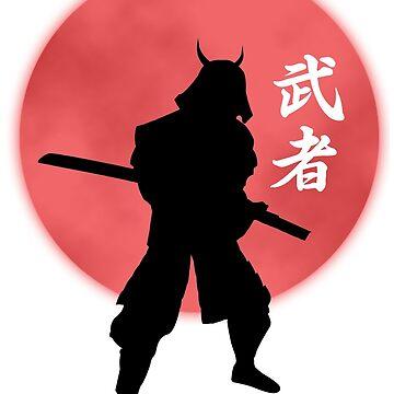Samurai by BomTutton