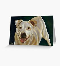 Casper Greeting Card