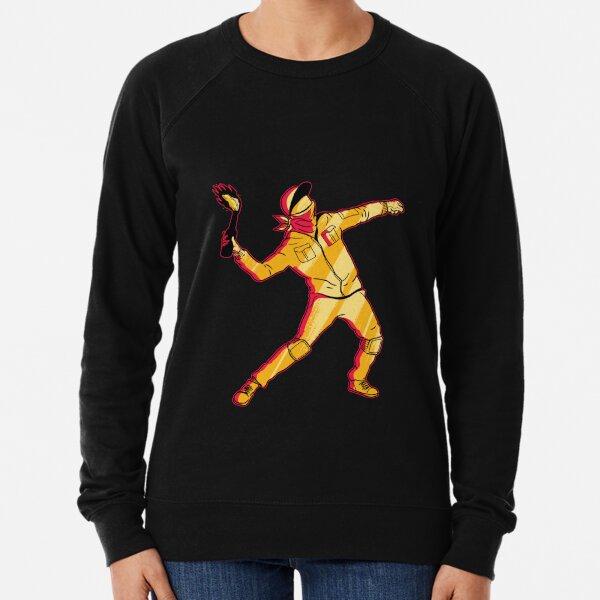 molotov thrower  Lightweight Sweatshirt