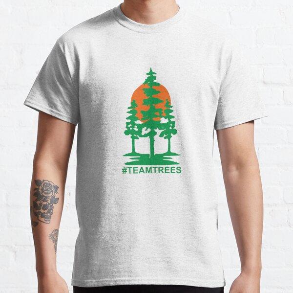 Team Trees  Classic T-Shirt