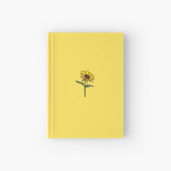 Little Aesthetic Sunflower Hardcover Journal