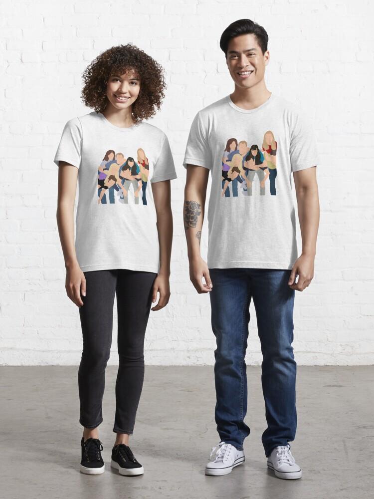Beverly Hills 90210 Original Series Cast Names /& Pictures Sweatshirt S-3XL