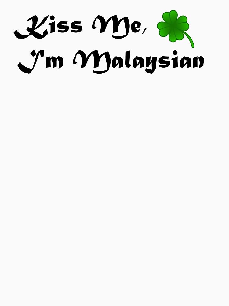 Kiss Me, I'm Malaysian by kangatron