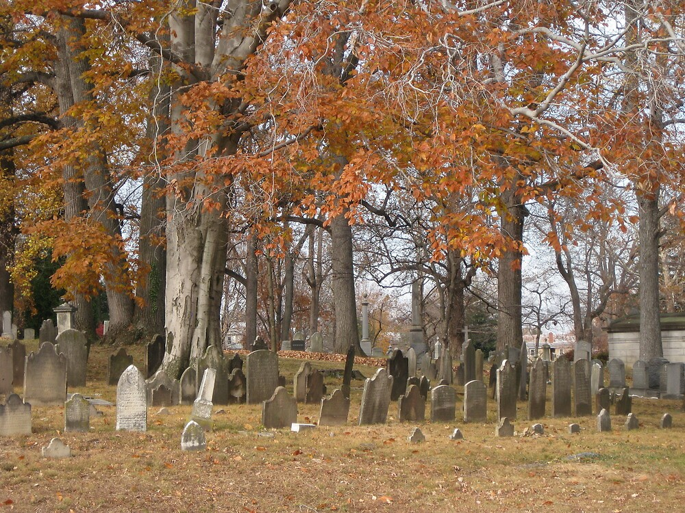 Rock Creek Cemetery by Kelly Morris