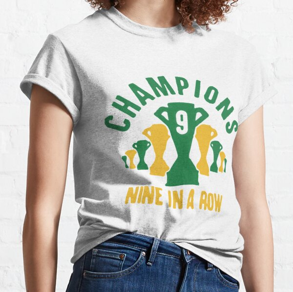 Celtic 9 in a row shirt Classic T-Shirt