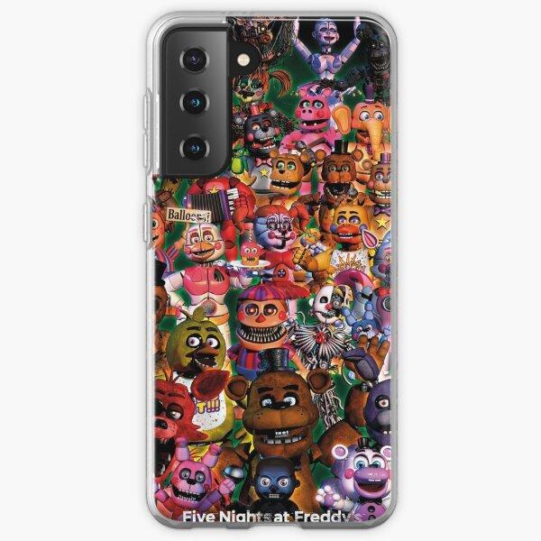 Five Nights At Freddys Samsung Galaxy Soft Case