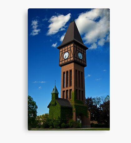 Kentucky Clock Tower Canvas Print