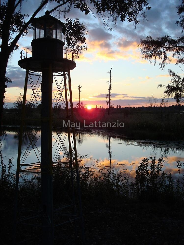 COREY'S LIGHTHOUSE by May Lattanzio