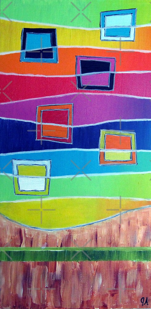 Windows to alternative Color by jeremygwa