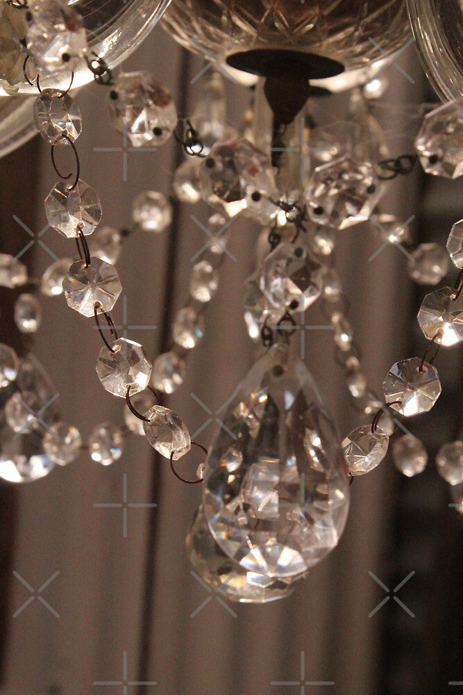 Crystal Shine by Louise Linossi Telfer