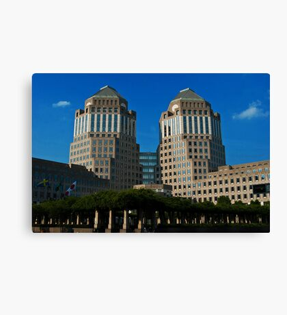 Procter & Gamble Building Canvas Print