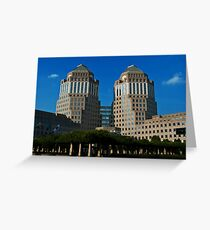 Procter & Gamble Building Greeting Card