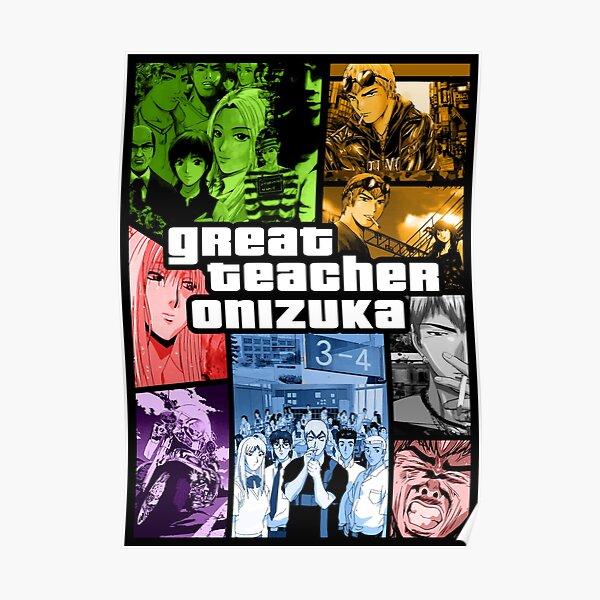 Grand professeur Onizuka Poster