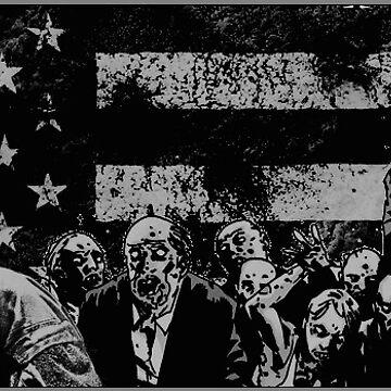 AMERICAN ZOMBIE KILLER by JoeyDeadMan