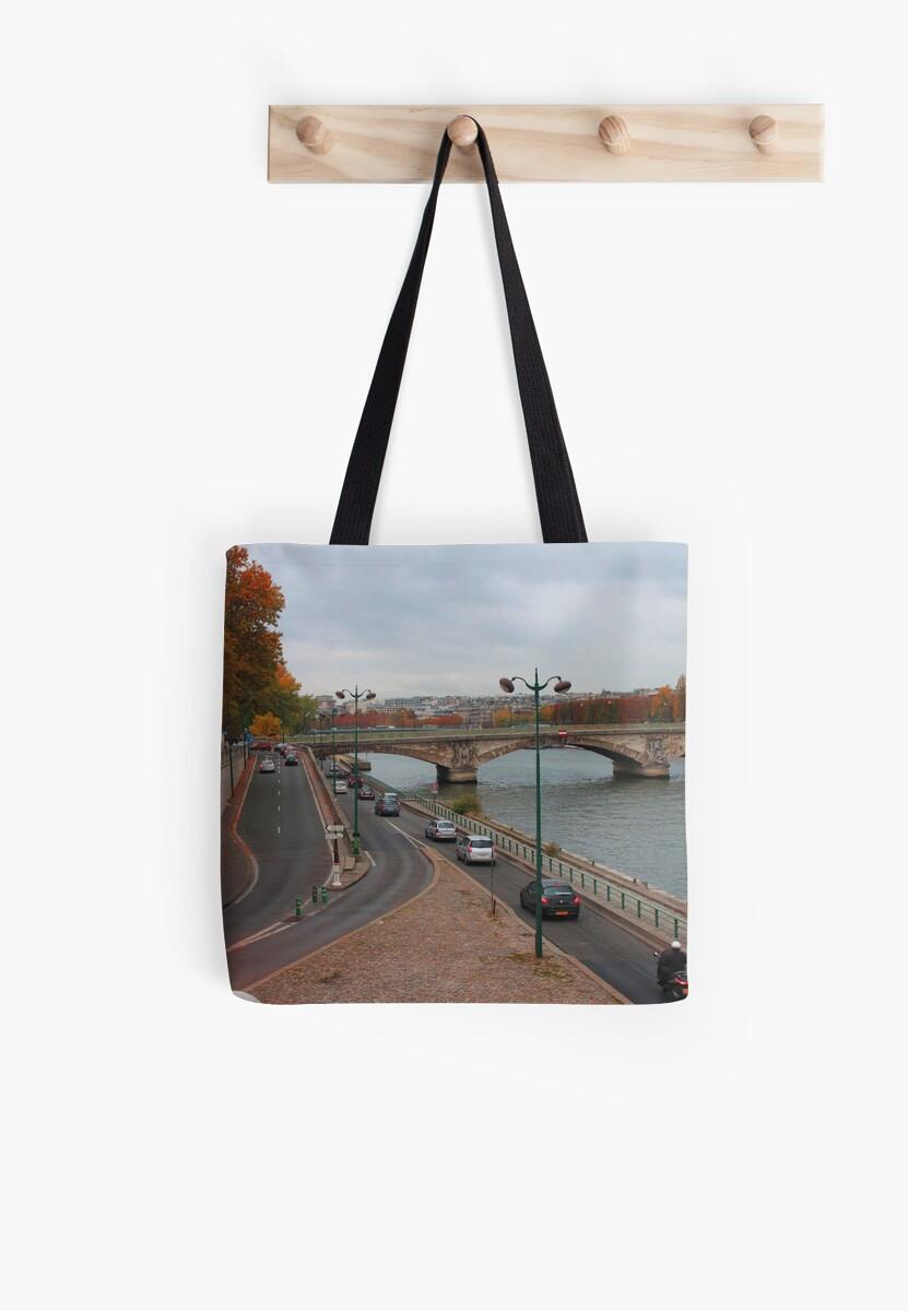 Seine River_2 by Socrates & Angela Hernandez