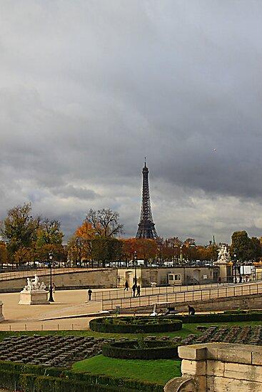 November In Paris by Socrates & Angela Hernandez