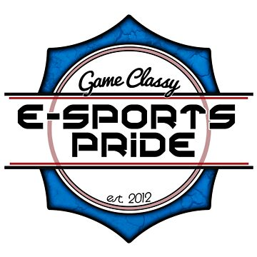 E-Sports Pride Shirt by simonrhee