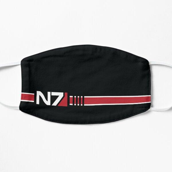 N7 Logo Masque sans plis