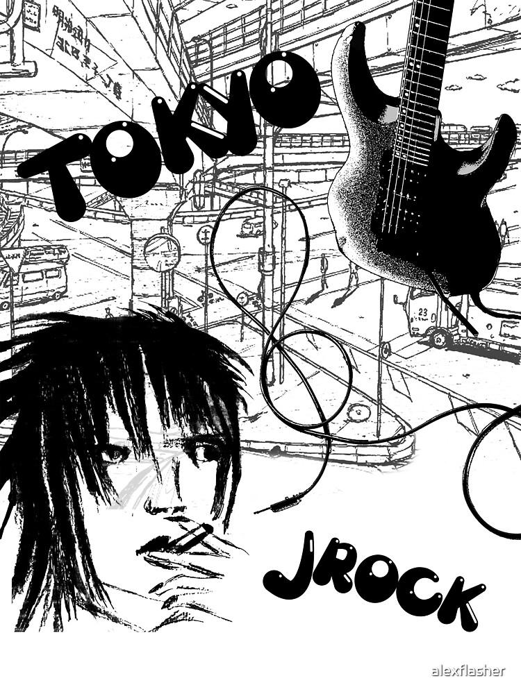 J Rock by alexflasher